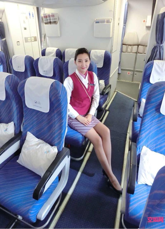 南航空姐秀图片